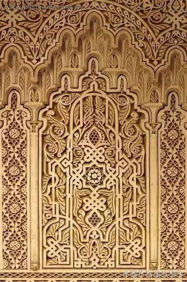 元素的发现者_宁静的伊斯兰艺术之美